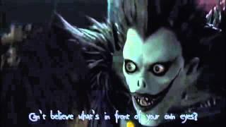 Light Yagami and Shinigami Ryuk | Deathnote