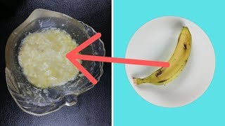 Naturally Cure Cough, Bronchitis Using This Banana Recipe