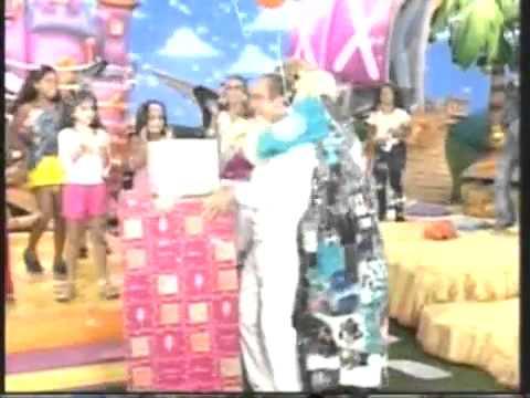 TV Xuxa Especial 25 anos sertanejos cantam músicas da Xuxa