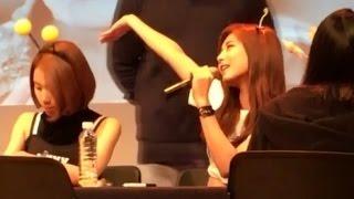 TWICE Tzuyu singing 7 Princess - loved one (소중한 사람) compilation
