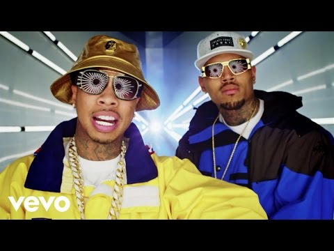 Chris Brown, Tyga - Ayo (Explicit)