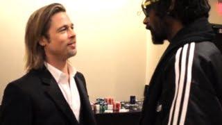 Doggisodes - Snoop Dogg Hangs with Brad Pitt & A$AP Rocky