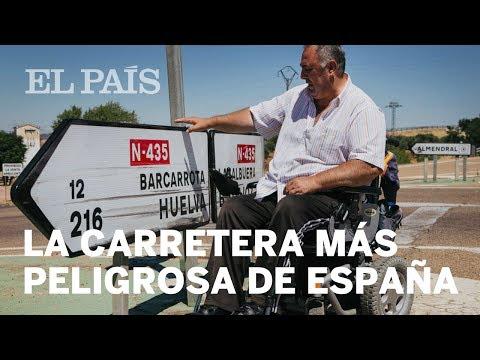 Viaje a la carretera más peligrosa   España