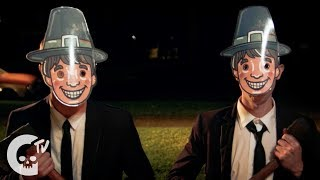 Invaders | Funny Short Horror Film | Crypt TV