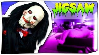 Jigsaw Goes to Work!