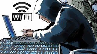 Взлом устройств по локальной сети