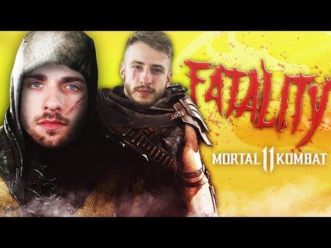TANT DE BRUTALITÉ 💀 Mortal Kombat 11 ft. Maxenss