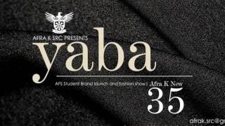 Afra k Yaba 2017