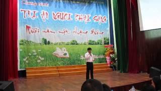 Vọng cổ: Lao shu ai da mi - TANKS X - 2013
