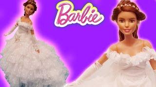Barbie Gelinlik Tasarımı 2 | oyuncak bebek | Oyuncak Butiğim