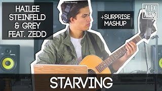 Starving By Hailee Steinfeld  Grey Feat Zedd With Surprise Mashup  Alex Aiono Mashup