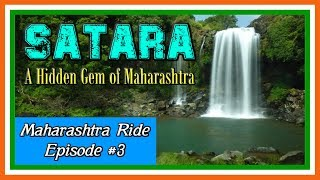 Top Places to Visit in Satara | Satara Tour | Satara Travel Vlog - Part 1/2