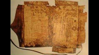 Vatican Forbidden Bible - The Revelation of Adam, Chief Archon Sends Sulphur & Asphalt Upon Earth