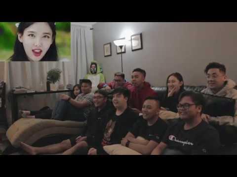 "QQ's React to TWICE(트와이스) ""Dance The Night Away"" MV"