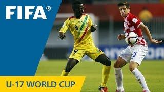 Highlights: Croatia v. Mali - FIFA U17 World Cup Chile 2015
