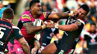 Rugby | NRL Biggest Hits of 2013