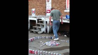 The Can Man (Jim) of the Ice House