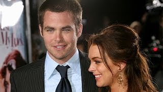 Is Chris Pine Right About Lindsay Lohan?
