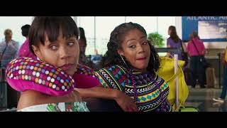 Girls Trip - Dina Explains Where She Hides Drugs - Own it 10/3 on Digital, 10/17 on Blu-ray & DVD.