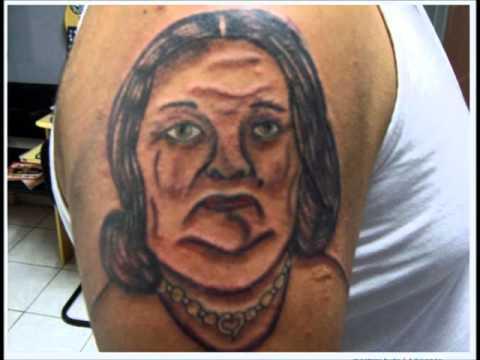 Tatuagens que você nao deve fazer