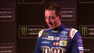 Elliott, Kenseth and other drivers tackle in-car audio quiz