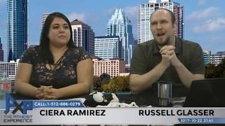 Atheist Experience 21.41 Russell Glasser and Ciera Ramirez