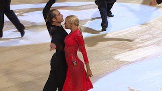 RAH 2015 Professional Latin - Semi Final Highlights
