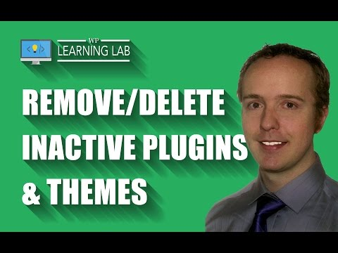 Xxx Mp4 Remove Delete Inactive Plugins Themes WordPress Security WP Learning Lab 3gp Sex