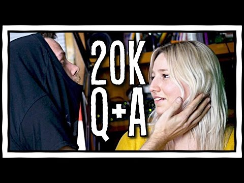 YuB & MeG 20,000 Subscriber Q&A! [Questions and Answers] Reading Your Comments
