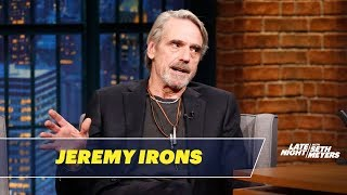 Jeremy Irons Reveals the Inspiration for His Unique Take on Alfred