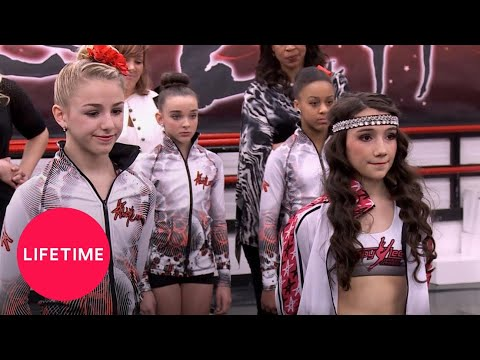 Dance Moms Dance Digest Lucky Star Season 4 Lifetime