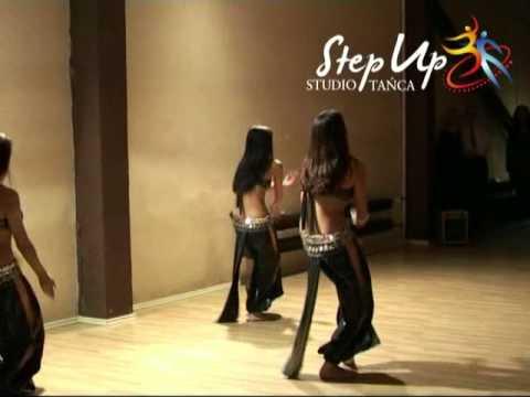 TANIEC BRZUCHA Studio Tańca Step Up Poznań ORIENTAL SHOW KATERINA