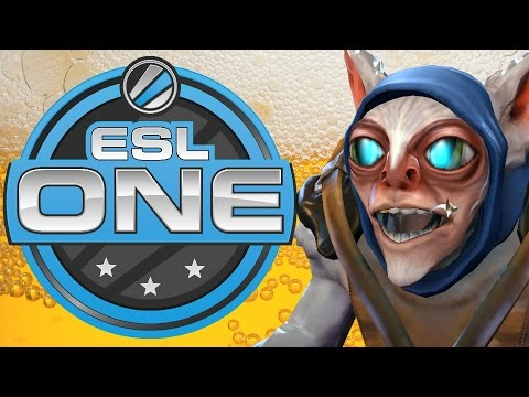 ESL ONE Frankfurt 2015 Moments