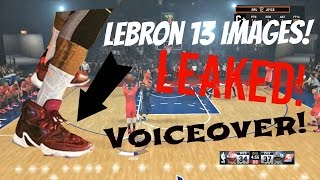 DC Heat Lebron 13 Images with Voiceover/ 2K Gameplay