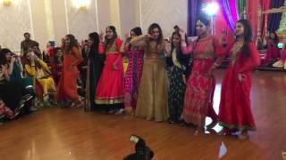 Mehndi dance 2016