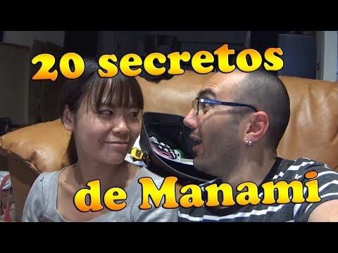 20 Cosas que nadie sabe de MANAMI