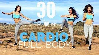 Cardio 30 Minutos Para Adelgazar Rápido | Cintura, Cadera, GAP... Full Body (Casablanca, Marruecos)