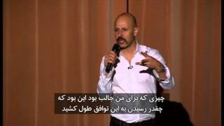 گفتکو با ماز جبرانی، هنرمند و استندآپ کمدین ایرانی آمریکایی