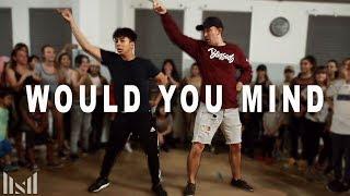 """WOULD YOU MIND"" - PRETTYMUCH Dance    Matt Steffanina ft Kenneth San Jose"