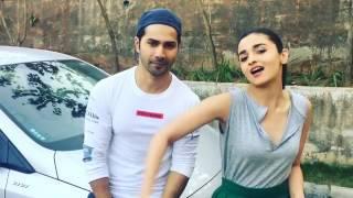 Varun dhawan and aliabhat || funny video || Top funny video || Varun dhawan