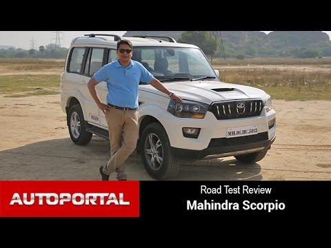 Xxx Mp4 2014 Mahindra Scorpio Test Drive Review Autoportal 3gp Sex