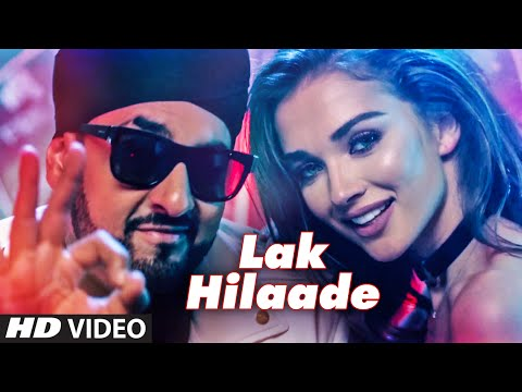 LAK HILAADE  Video Song | Manj Musik,Amy Jackson,Raftaar | Latest Hindi Song | T-Series