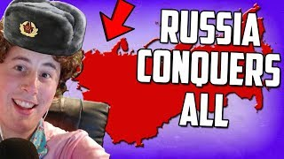 Giddy Aunt Returns! Creating the Most Powerful Russia in HOI4
