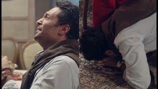 ماندو يعلم نزار درس مش هينساه ابداً بعد ما رمى أمه فى دار مسنين .. #فوق_السحاب