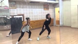 Dance practice on Neha Kakkar's Song