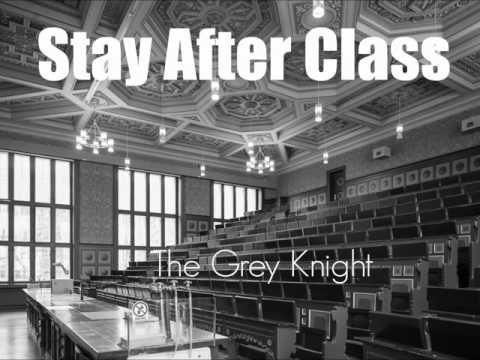 Xxx Mp4 The Grey Knight Stay After Class Teacher Student Roleplay Tease 3gp Sex