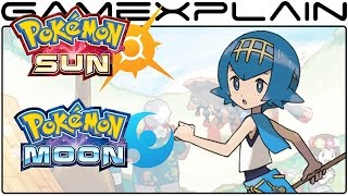 Pokémon Sun & Moon - NicoNico Stream Details + Total Number of Trial Captains
