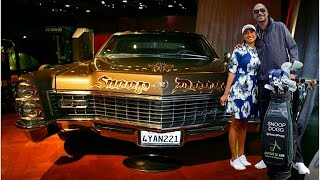 10 MOST EXPENSIVE THINGS OWNED BY SNOOP DOGG