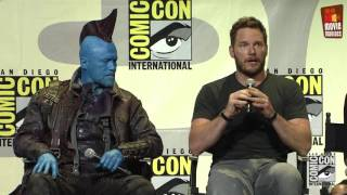 Guardians of the Galaxy 2 | Comic-Con panel highlights (2017) SDCC Marvel