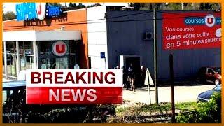 🇫🇷 BREAKING: Police kill hostage taker in French supermarket siege | Al Jazeera English